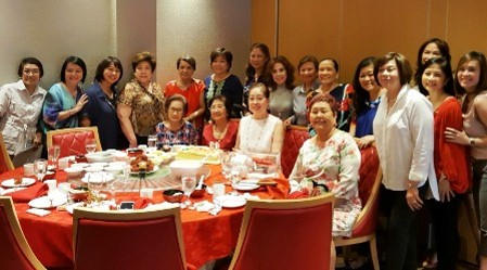 IWC Makati celebrated its twenty years of FRIENDSHIP and SELFLESS SERVICE to humanity, at Choi Garden Restaurant, Greenhills , San Juan, September 28.